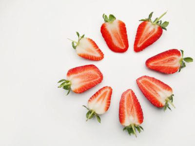Managing stretch marks with a healthy diet