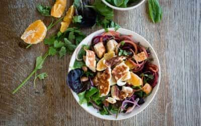 Managing high blood pressure in pregnancy with a healthy diet
