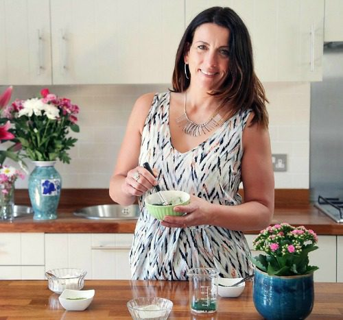 Certificate in Making Natural Skincare Products