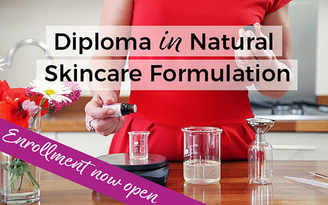 8 Questions our Best Students ask (before saying Yes! to our Diploma in Natural Skincare Formulation)