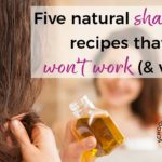 How to make shower scrub bars Natural Bodycare recipes