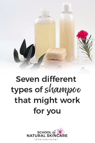 Clarify your Shampoo Knowledge: Seven Different Types of Shampoo that Might Work for You Haircare Formulation