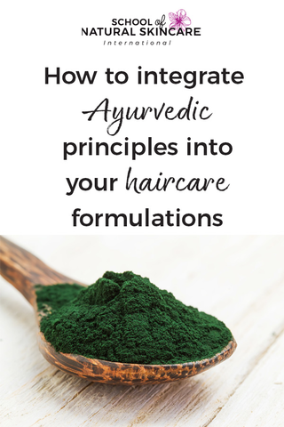 How to Integrate Ayurvedic Principles into your Haircare Formulations Haircare Formulation