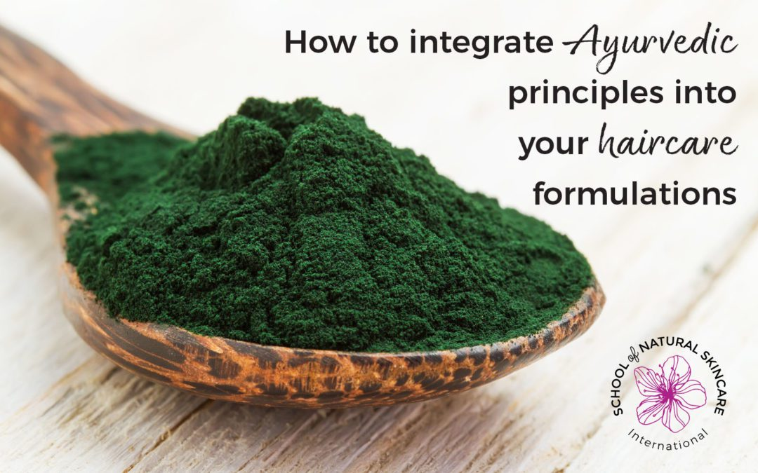 How to Integrate Ayurvedic Principles into your Haircare Formulations